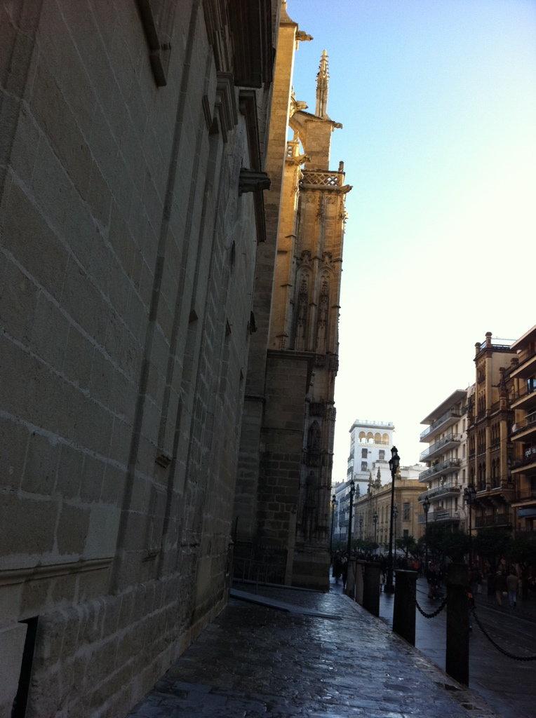 Sevilla Street Scenes - 07