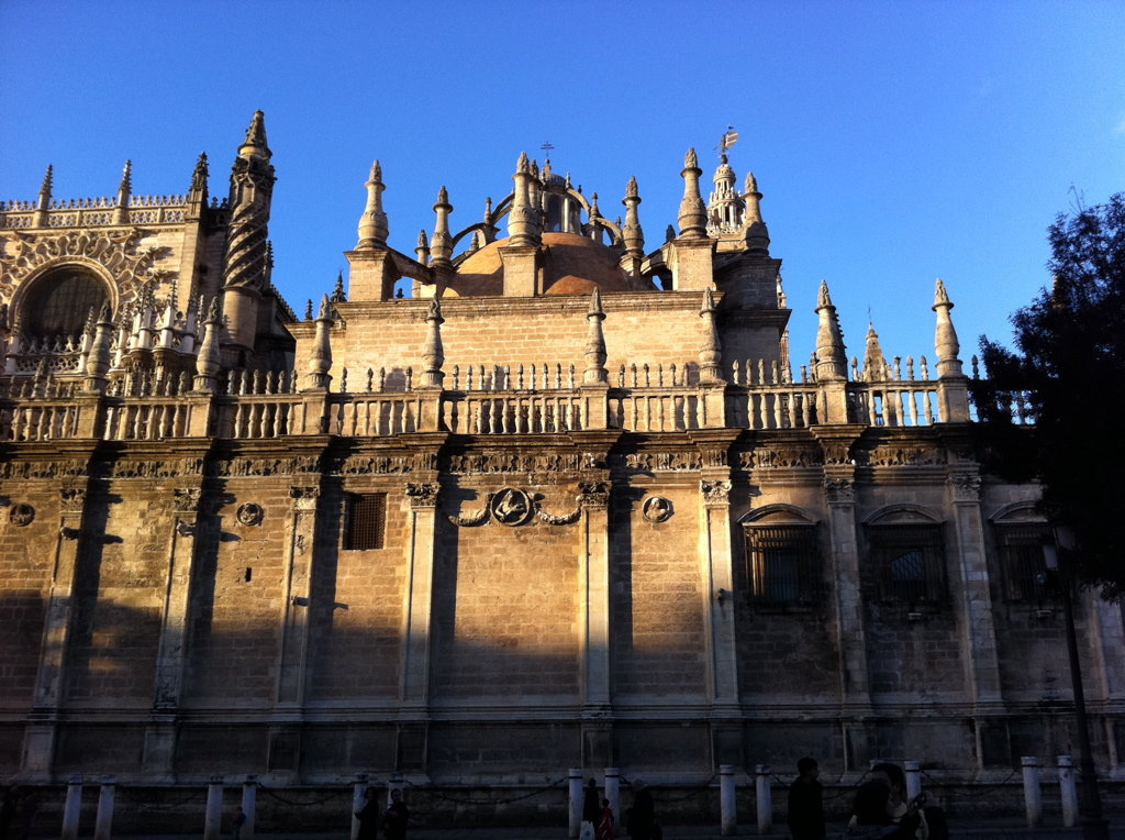 Sevilla Street Scenes - 19