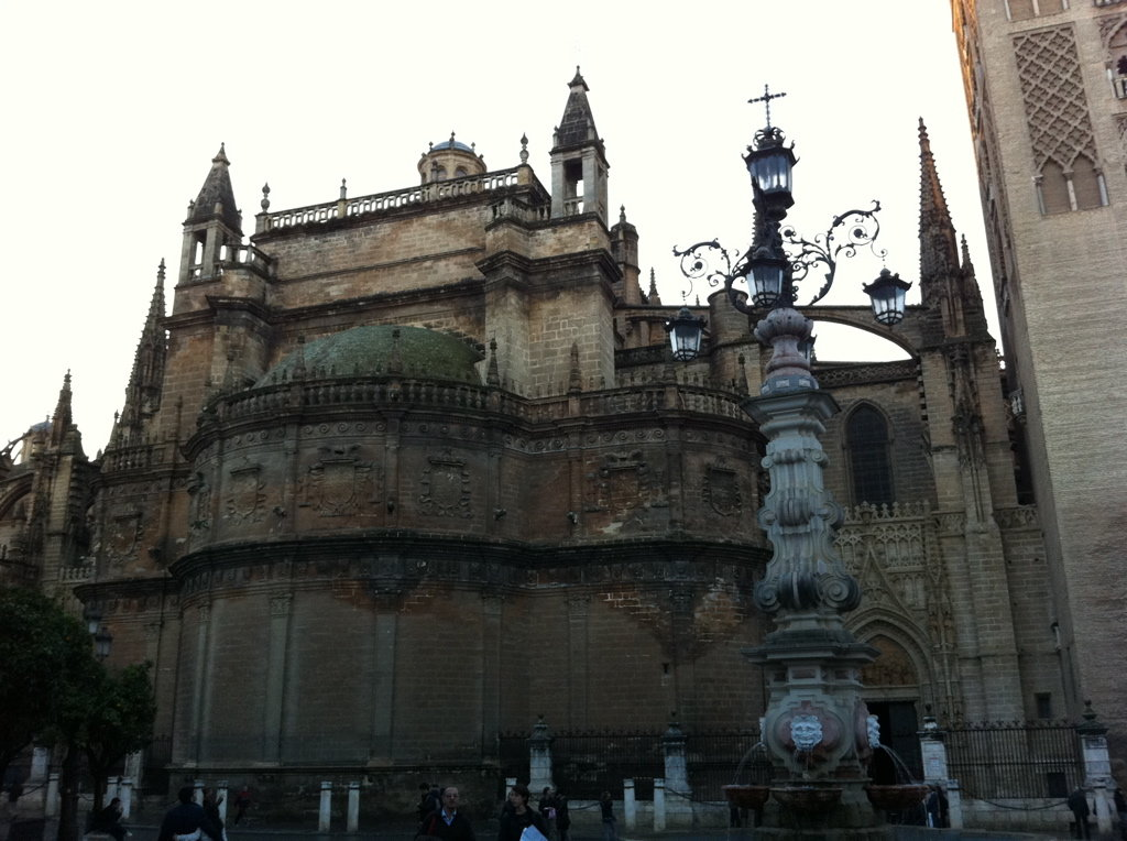 Sevilla Street Scenes - 25