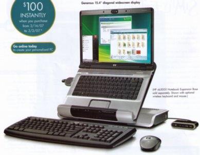 HP xb3000